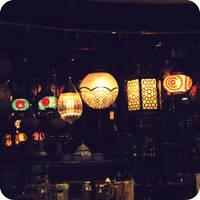 Souk Lamps II by lostknightkg