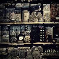 Bazaar Boxes by lostknightkg