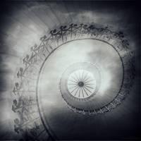 Stairway by lostknightkg