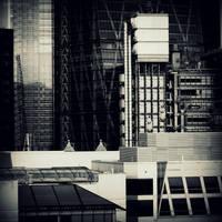 Urban Abstract II by lostknightkg