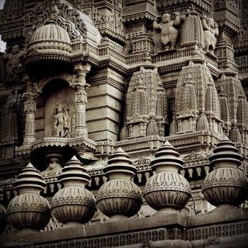 Temple Shrine by lostknightkg