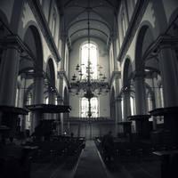 Westerkerk by lostknightkg