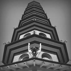 Pagoda by lostknightkg