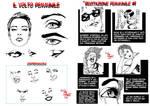 acting female #1 by PinoRinaldi