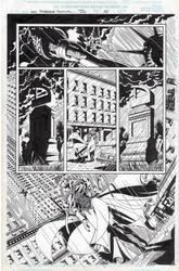 Dr.Strange- Graphic Novel-pag.32-unpublished by PinoRinaldi