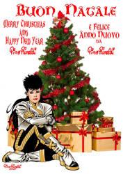 Buon Natale e felice Anno 2018- Merry Christmas... by PinoRinaldi