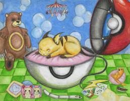 Toy Box by Farenvel