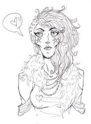 Drag Queen by Tigrantia