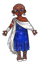 Adoptable from among the stars OPEN by Tigrantia