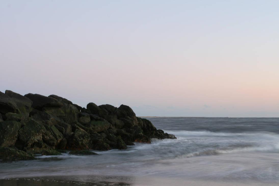 Brighton Beach by ElysiumFields