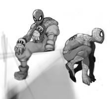 Spider-man-1 by KelvinHiu
