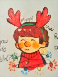 Happy Xmas(? by AtypicalSundae