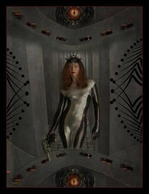 Queen Liria by darktactics