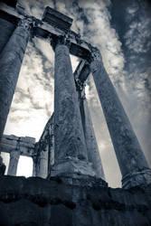 Columns in the Forum by darktactics