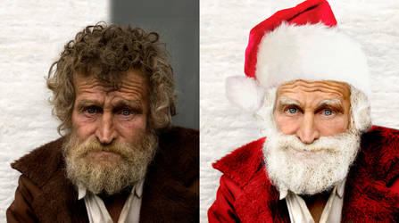 Santa's Make Over by bitdepthdigital