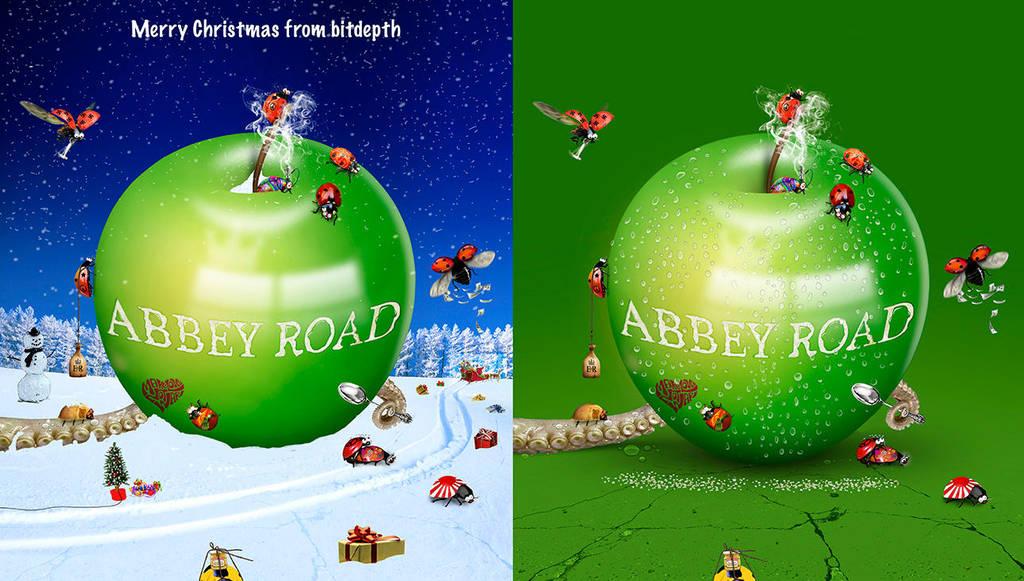 Christmas Card by bitdepthdigital