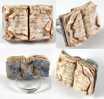 Lifes an Open Book by NeverlandJewelry