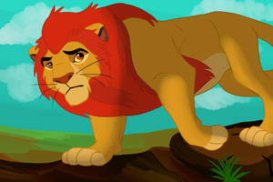 Adult Kion by miticasupervio