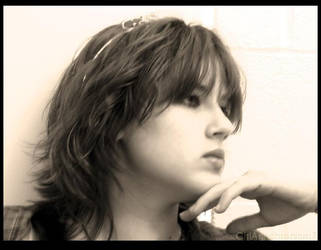 Sarah Paige by GirlAnachronism7