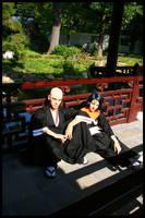 Bleach: 3rd and 5th Seat by Juka-Sama