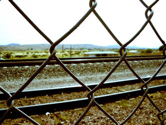 By The Tracks by meakel