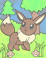 Evee by BobTheFurby