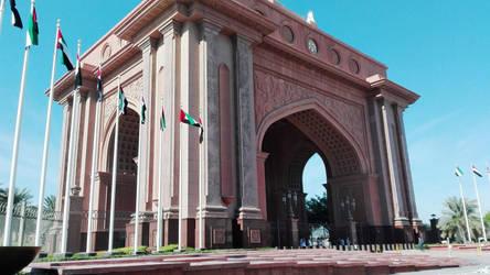 The Triumph Arch by Exartia