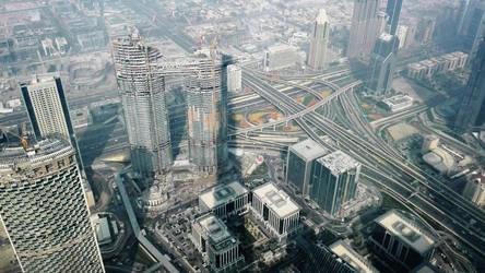 The City of Progress by Exartia
