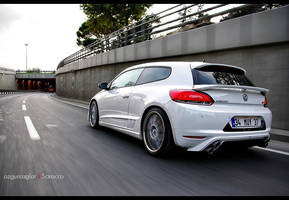 VW Scirocco ABT by rugzoo