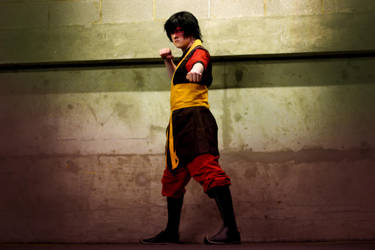 Zuko- Fight to Survive by Rainbow-Spex
