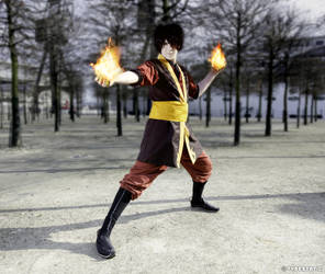 Zuko- Firestarter!! by Rainbow-Spex