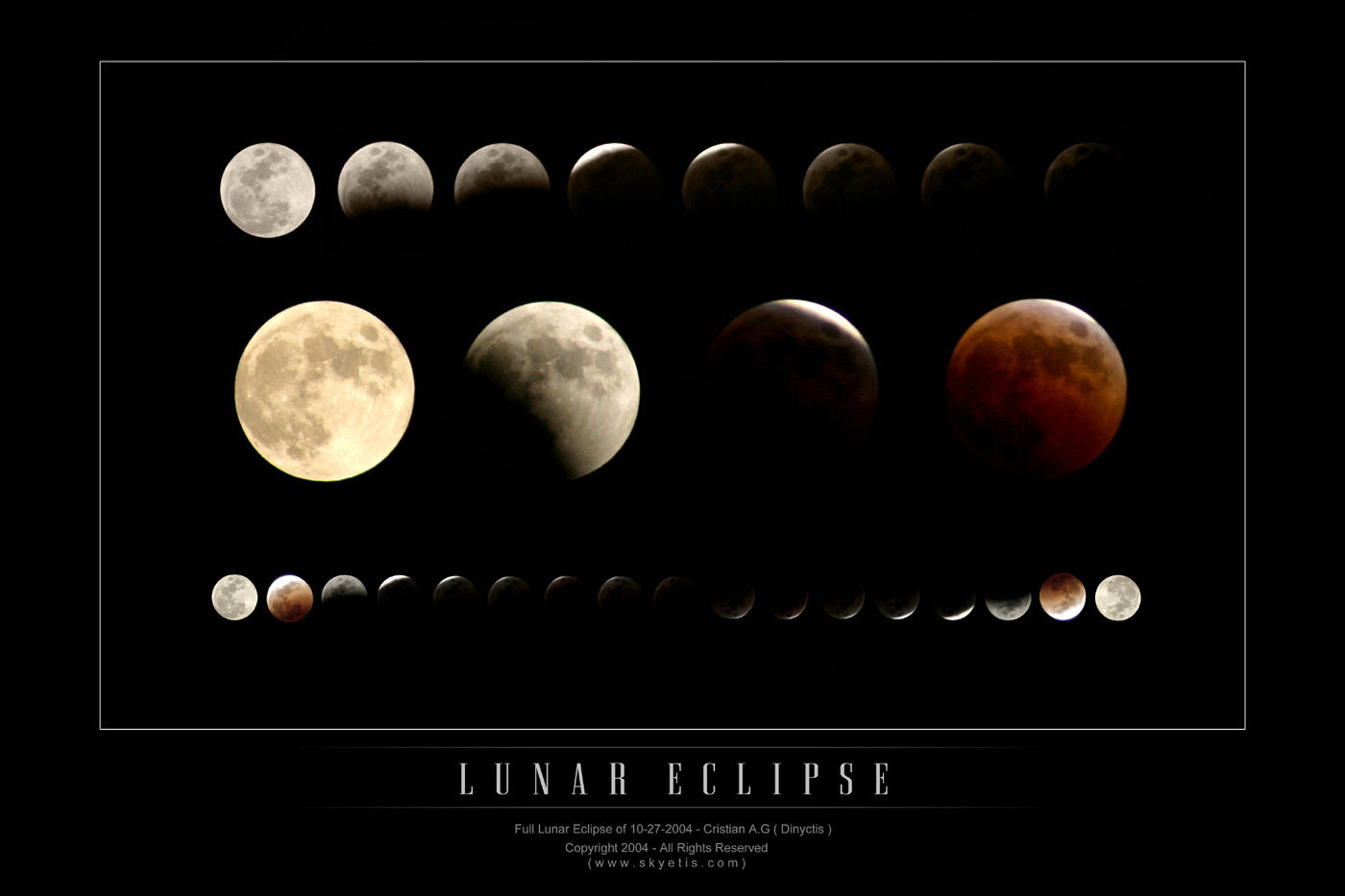 Lunar Eclipse 10-27-2004 by dinyctis