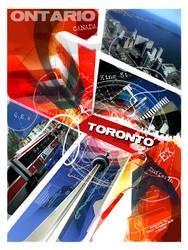 City Series: Toronto by dinyctis