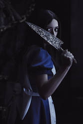 Vorpal Blade by gnitae