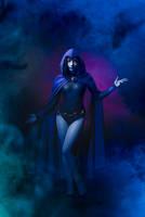 Demonic Raven by gnitae