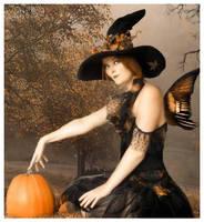 Halloween -CloseUp- by DusterAmaranth