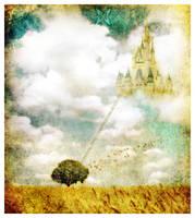 Ladder to my Fantasy by DusterAmaranth