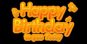 Happy Birthday by DusterAmaranth