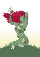 Poison Ivy. by crash-bang-wallop