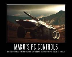 Mako's PC Controls by Viggorrah