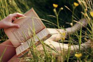 Buttercups and Books by pinkparis1233