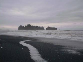 Island off Rialto - Forks WA by RC-ForksWA