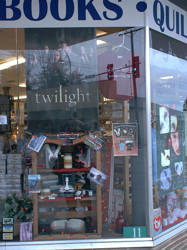 A Forks' Twilight Display by RC-ForksWA