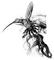 Hummingbird by BrillianceDisplay