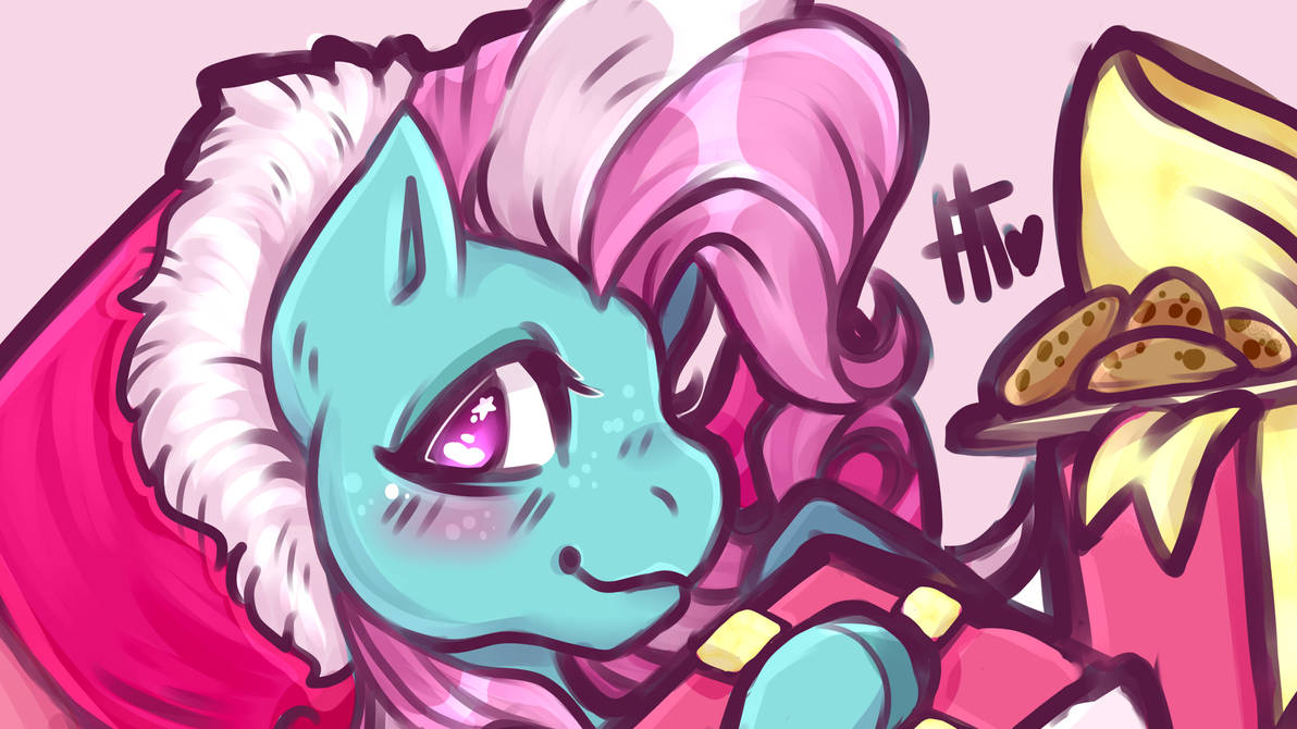 Minty Christmas by HannahTailz