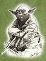 Yoda 2009 by FREAKCASTLE