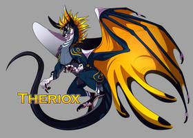 COM: Theriox by TheBluestJay