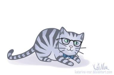 Michael The Cat by Katarina-Mor