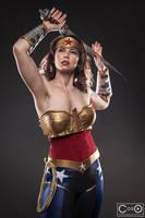 Injustice Wonder Woman by moshunman
