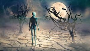 Strange world by AndreaMozer